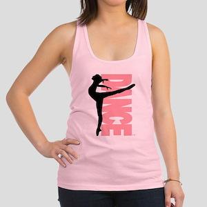 Beautiful Dance Figure Racerback Tank Top