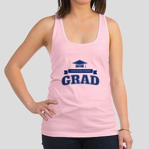 Congratulations Grad Racerback Tank Top