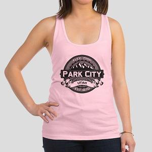 Park City Grey Racerback Tank Top