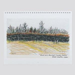 Kansas Countryside Calendar
