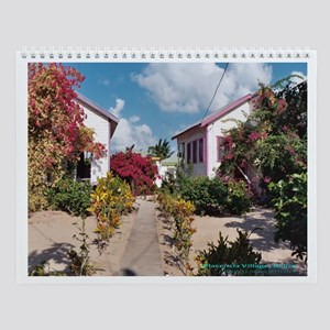 11 x 8.5 Belize Wall Calendar