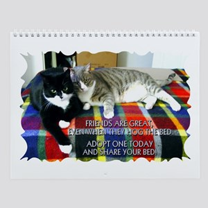 """Animal Welfare"" Wall Calendar"