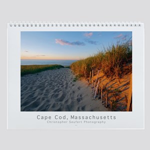 Cape Cod And Islands Wall Calendar