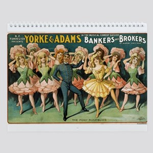 Bankers and brokers 2 - Courier and Co.- 1906 Wall
