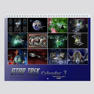 Star Trek Wall Calendar 3