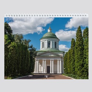 Ukrainian Churches Wall Calendar