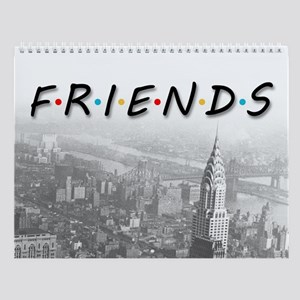 Friends Wall Calendar