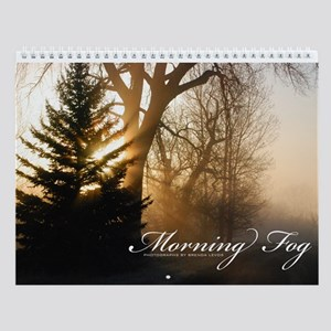 Morning Fog Wall Calendar