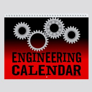 Engineer Wall Calendar