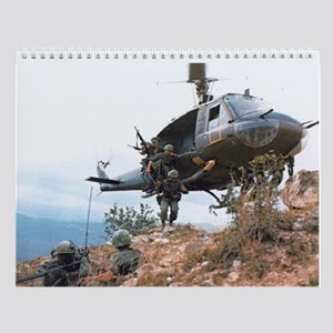 VIETNAM CHOPPERS Wall Calendar
