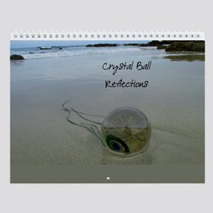 Crystal Ball Reflections Wall Calendar