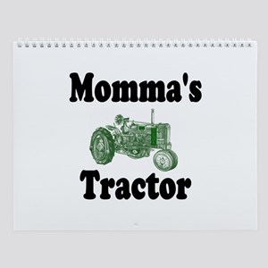 Momma's Tractor Wall Calendar