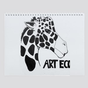 Art Eco Utah 2013 Wall Calendar