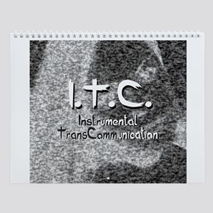 ITC Instrumental Transcommunication Wall Calendar
