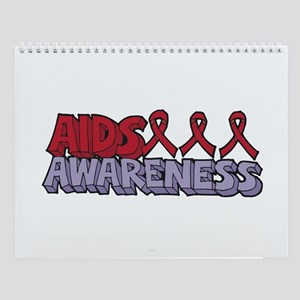 AIDS Awareness Wall Calendar