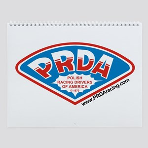 Prda Can Am Wall Calendar
