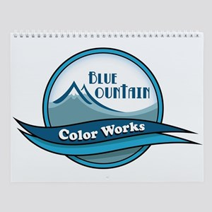 Blue Mountain Color Works Wall Calendar