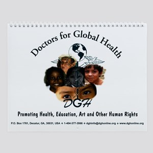 Doctors for Global Health Wall Calendar