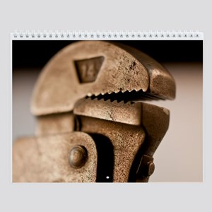 Craftmanship Tools Wall Calendar