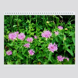 Flower Power Wall Calendar