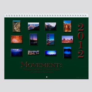 National Parks & Monuments :: 2013 Wall Calend