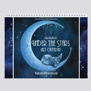 Under The Stars Art Wall Calendar
