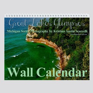 Great Lakes Glimpses Wall Calendar