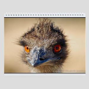 Emu Calendar.Emu Calendars Cafepress