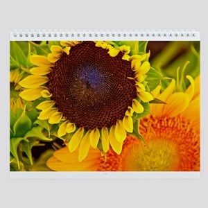 Florals by Jennifer Lycke Wall Calendar