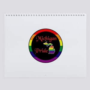 Michigan Pride Wall Calendar