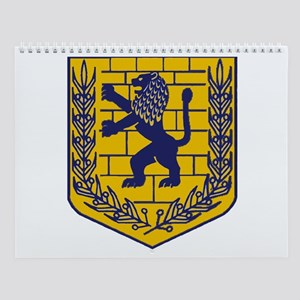 Israel Flag Calendars - CafePress