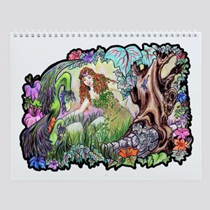 Dragons Of Eden Fantasy Wall Calendar