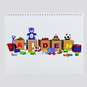 Aiden Wall Calendar