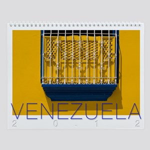 Venezuela Wall Calendar