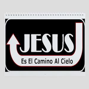 Jesus es el camino Wall Calendar