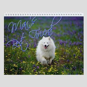 Man's Best Friend Wall Calendar