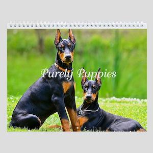 Purely Puppies Calendar