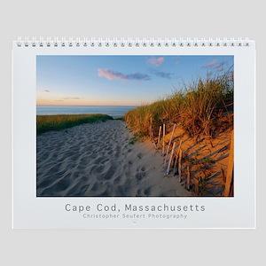 Cape Cod And Islands Wall Calendar
