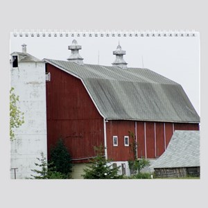Country Barns of Door County Wall Calendar