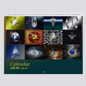 Star Trek Wall Calendar