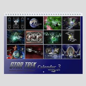Star Trek Wall Calendar 3