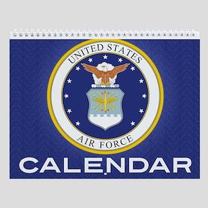 u.s. air force Wall Calendar