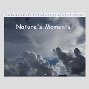 Nature's Moments Wall Calendar