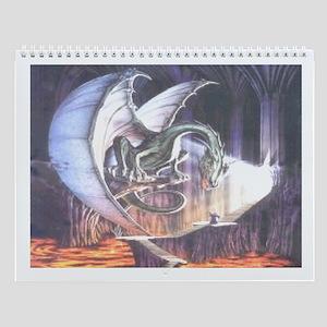 Dragon Cave Wall Calendar