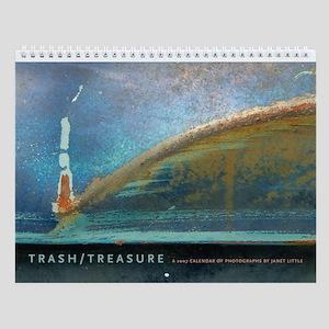 Trash/Treasure Janet Little 2007 Wall Calendar