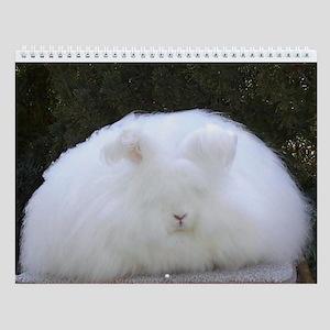 Cute Bunnies Wall Callendar