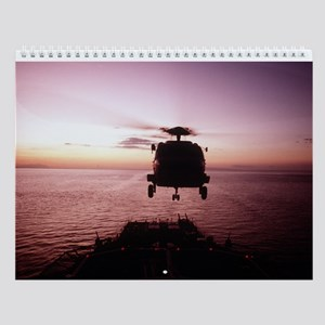 Helicopters Wall Calendar