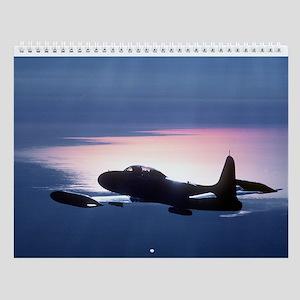 Wings Wall Calendar