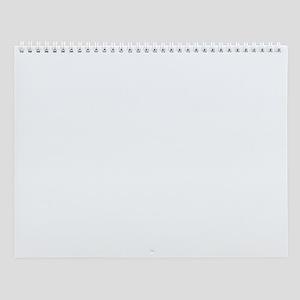 A Year of Flowers Wall Calendar