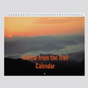 Views From the Trail Wall Calendar